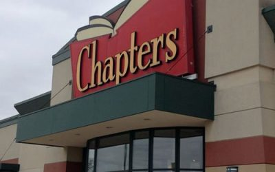 Chapters Books Newmarket Visit