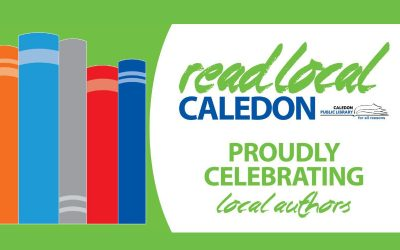 Marion Added to Caledon Library's ReadLocal Program