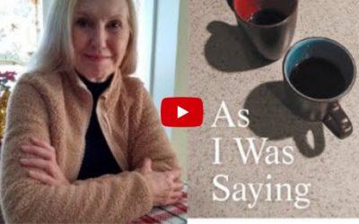 Storytelling Series Featuring Poet Marion Frazer